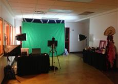 how our green screen photo booth works